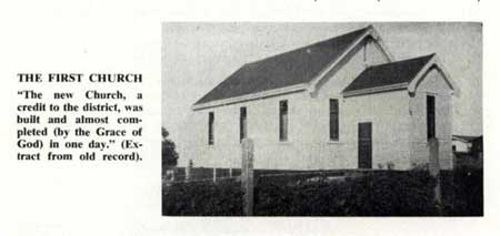 First old church